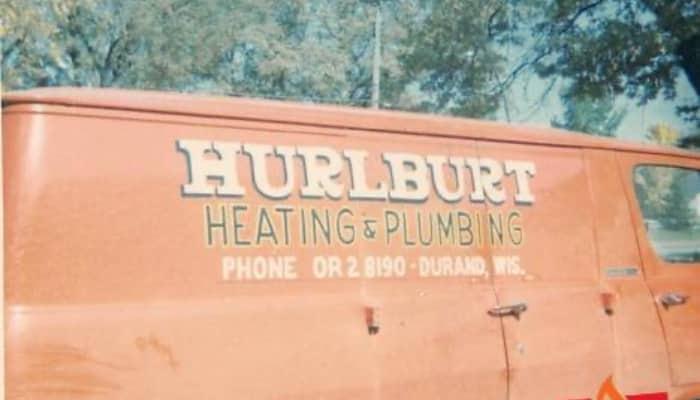 Hurlburt Service Van From Seventies